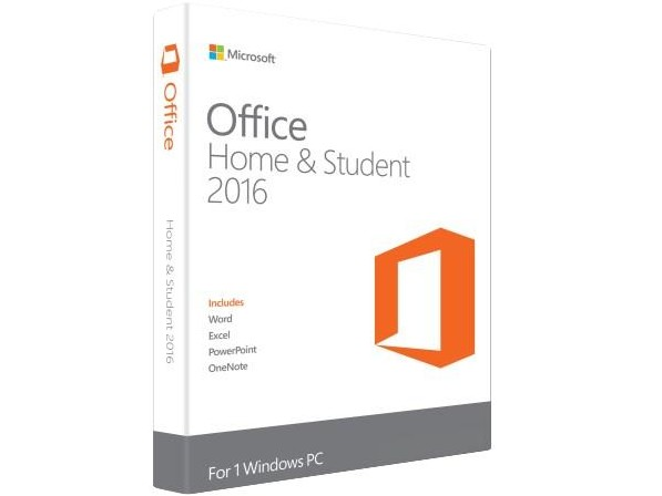 Microsoft Home and Student 2016