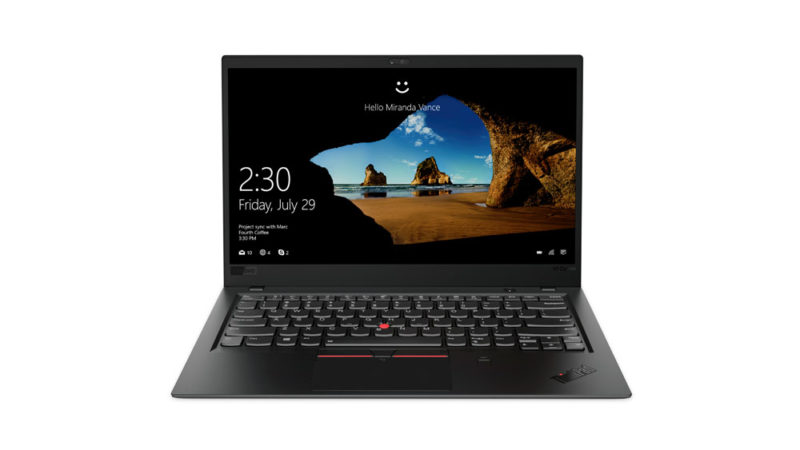 Lenovo ThinkPad X1 Carbon 2018