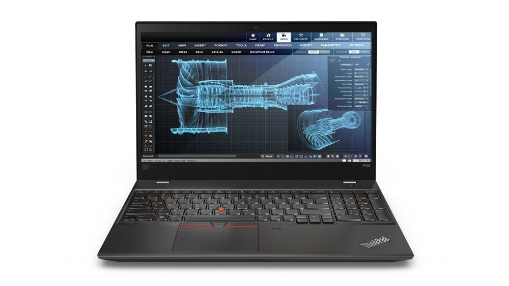 Lenovo ThinkPad P52s