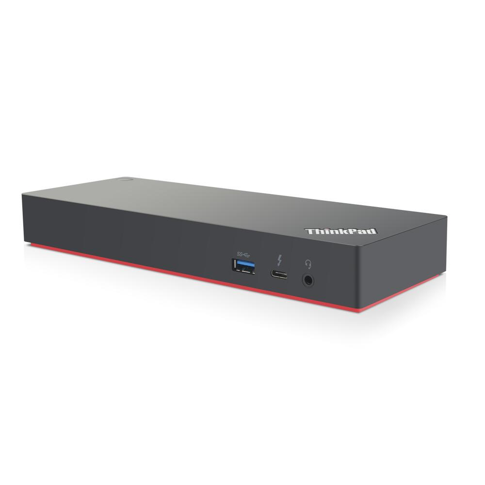 ThinkPad Thunderbolt Workstation Dock