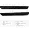 Lenovo ThinkPad L490 ports