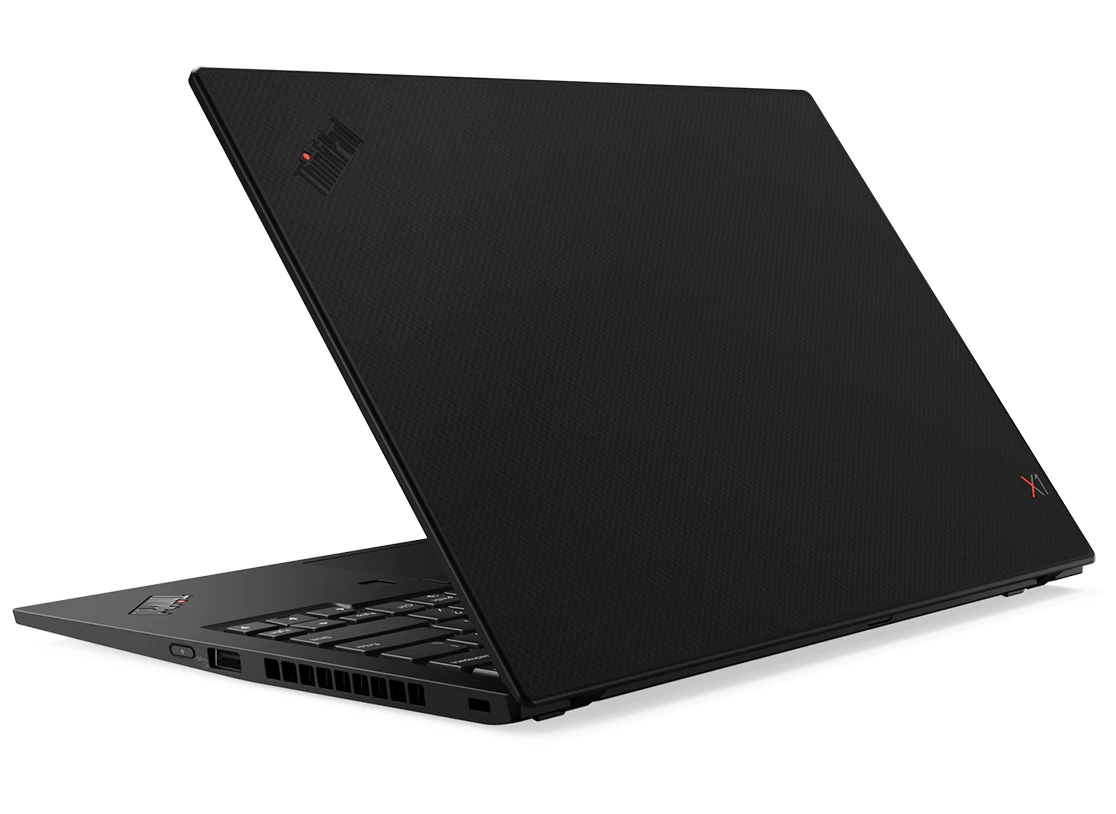 Lenovo ThinkPad X1 Carbon 2019 Carbon woven finish