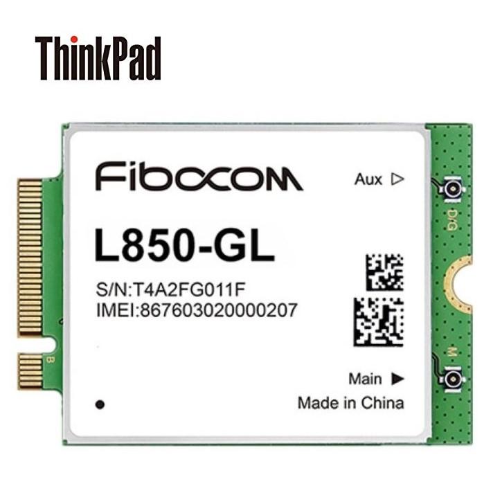 ThinkPad Fibocom L850-GL CAT9 WWAN Module II